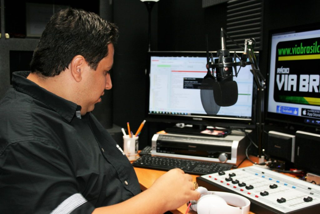 Radio Via Brasil Channel