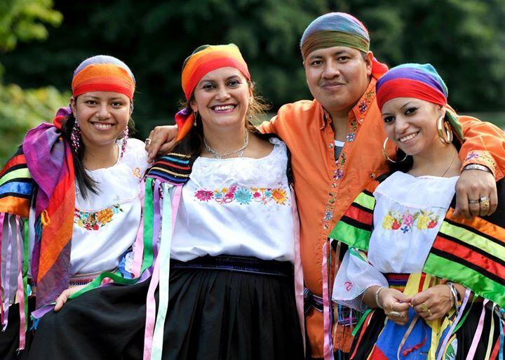 Festival Equatoriano em Danbury