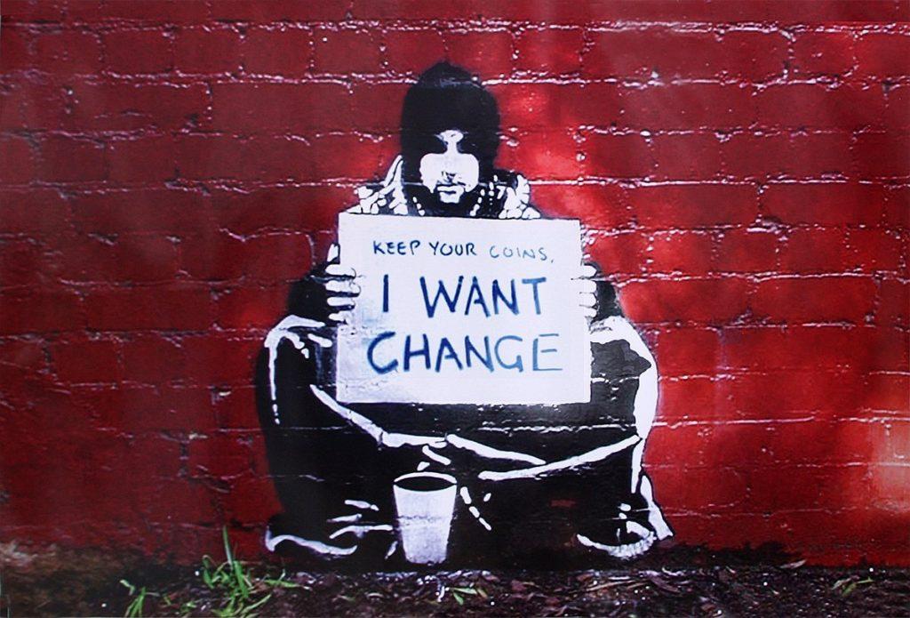 O Que Queremos Mudar?