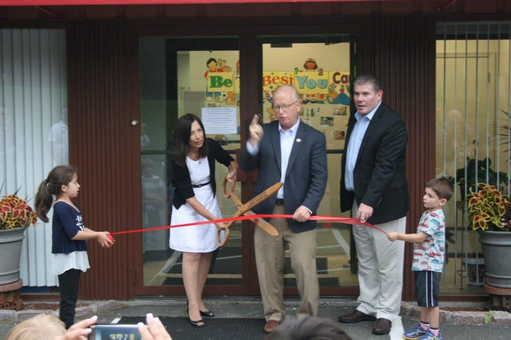 Novo Centro de Educação Infantil de Danbury Abriu Suas Portas
