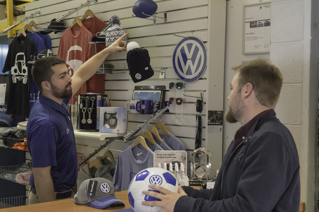 Volkswagen Danbury: Membro Dedicado da Comunidade