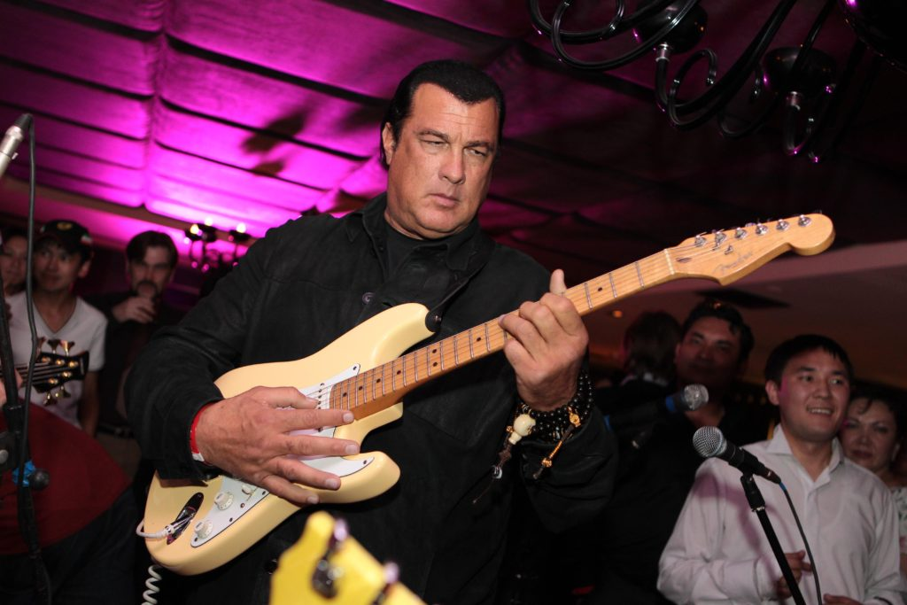 Steven Seagal Blues Band