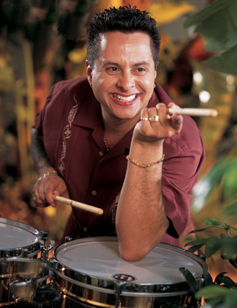 Tito Puente Jr. no Palace Danbury
