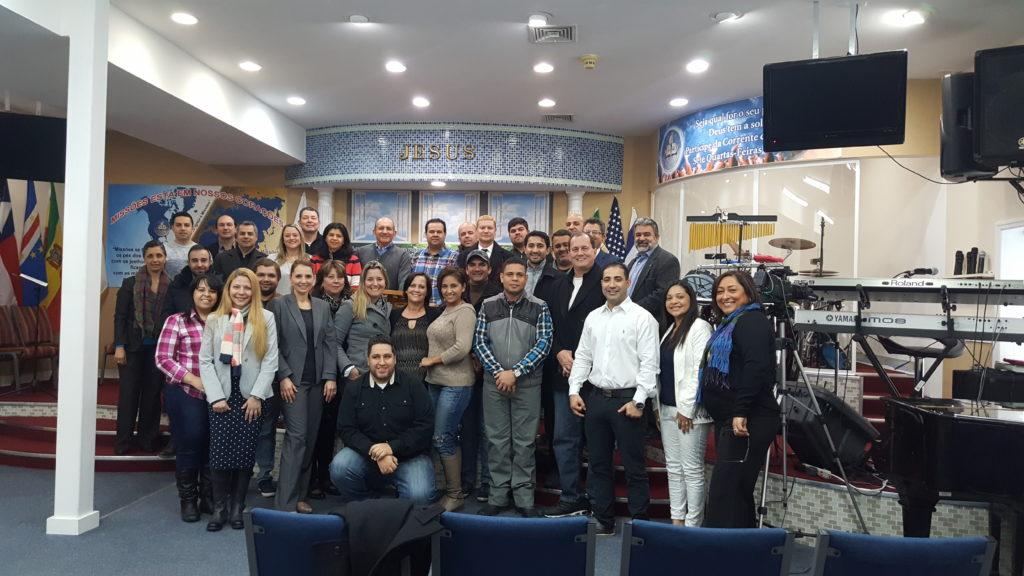 1º Encontro de Empresários Brasileiros É Realizado em Danbury