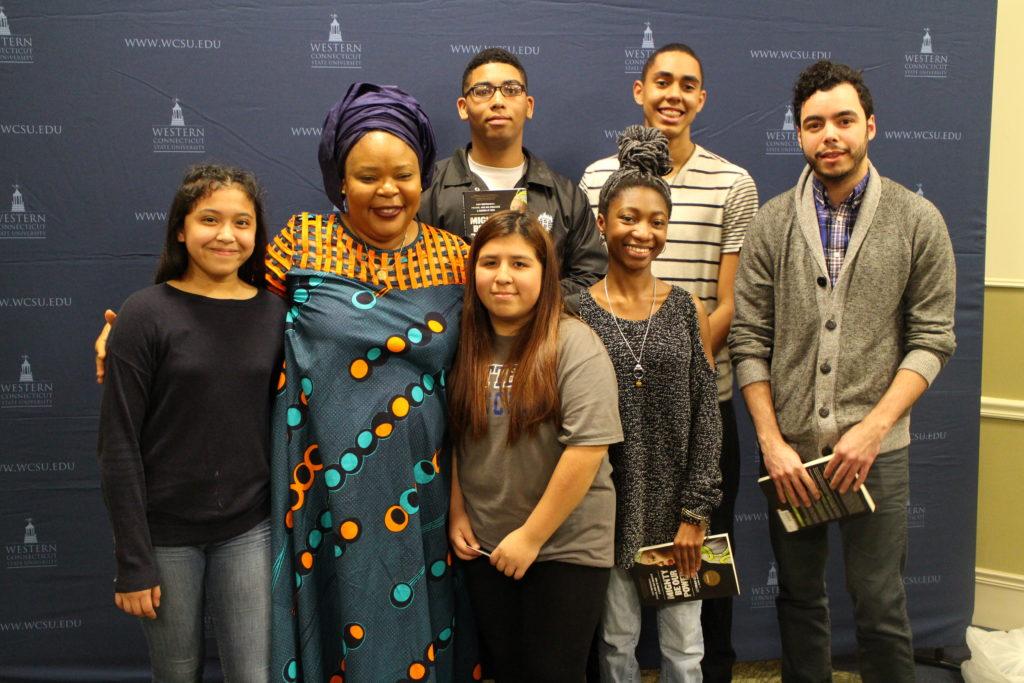 Para Trazer Mais Paz ao Mundo: Uma Conversa Pública com a Vencedora do Prêmio Nobel, Leymah Gbowee