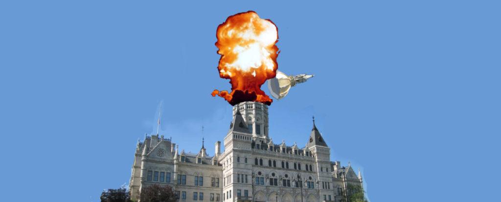 Situação financeira de Connecticut É Perigosamente Instável