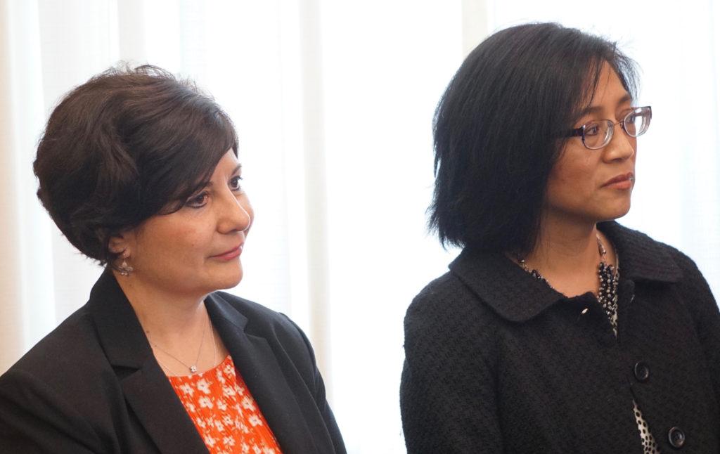 Malloy Nomeia Juízas de Origem Ásia-Pacífica e Portuguesa para o Tribunal de Apelações