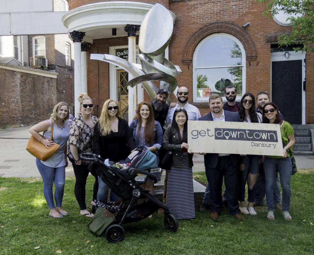 Parque de Escultura Melhora A Paisagem Urbana do Centro de Danbury