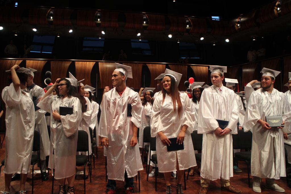 Conquista Inspiradora: Graduação da Turma WERACE de 2017