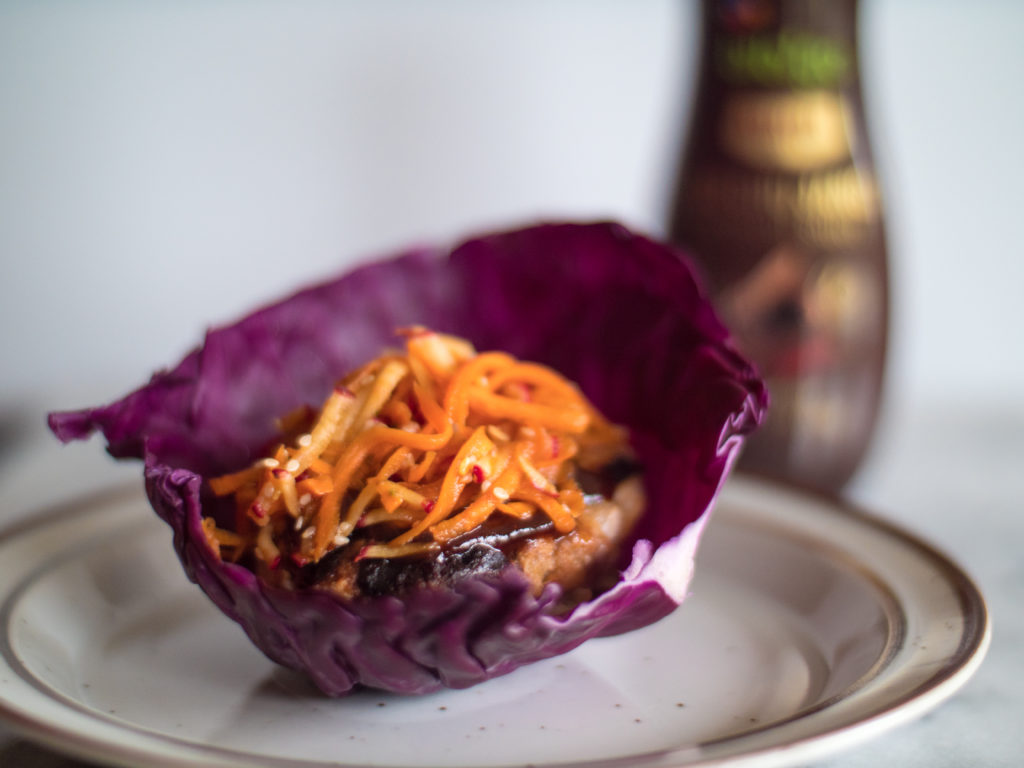 Hambúrgueres de Peru Estilo Churrasco Coreano