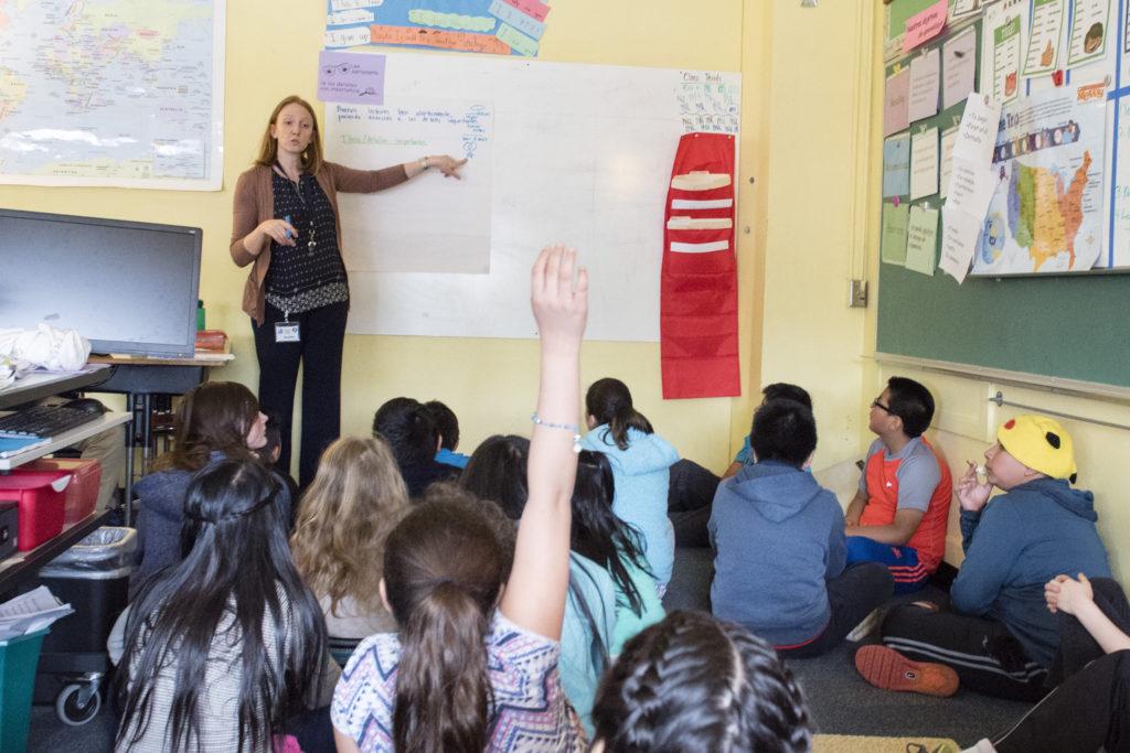 Aprendizes de inglês: as escolas de CT ignoram um caminho comprovado