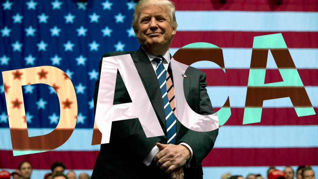 Administração Trump Oferece Boas e Más Notícias Sobre a Imigração