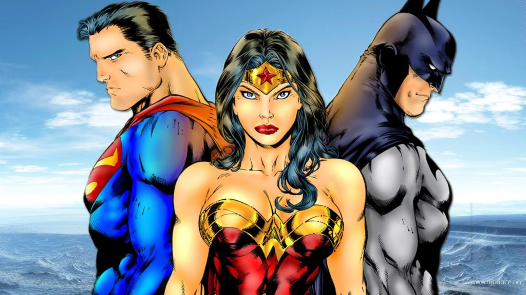 Bom dia, Super-homem!, Seja uma estrela, Mulher Maravilha! É hora de dormir Batman