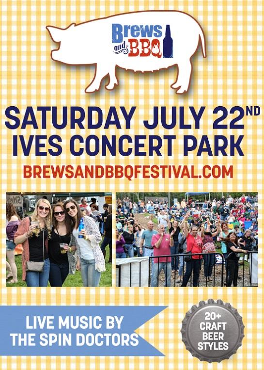 Festival de cerveja e churrasco com Spin Doctors