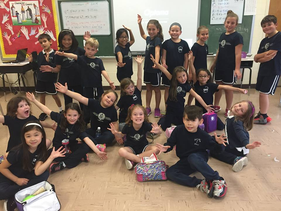 Uma Abordagem Holística para Educar Crianças na Escola St. Mary