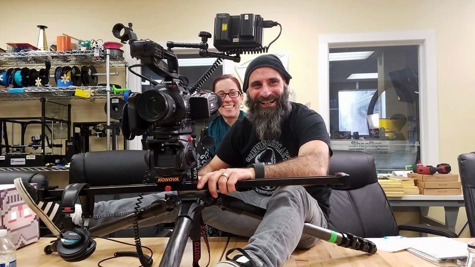 Projeto Piloto para TV Filmado em Danbury É Selecionado Como Finalista no Festival de Filmes
