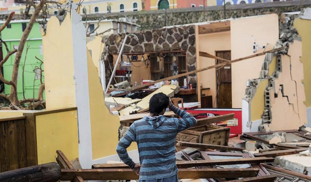 Iniciativas de Assistência às Vítimas do Furacão Maria em Todo o Estado de Porto Rico