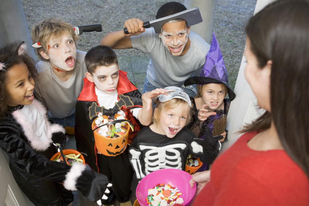 Tornando o Halloween Seguro e Divertido!