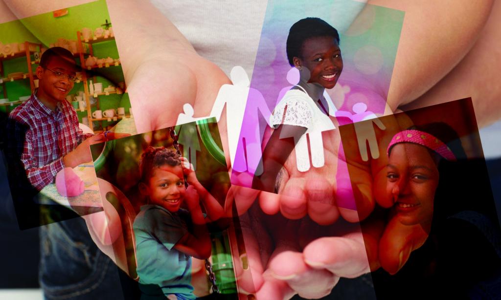 Relatório Especial de Ação de Graças: Seja um Herói de uma Criança