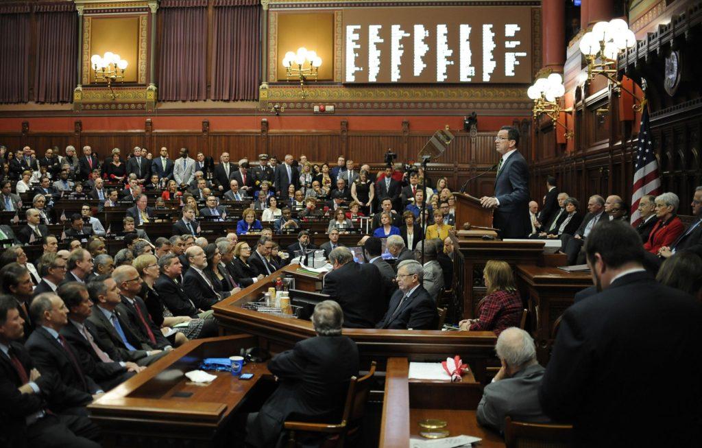 O Acordo Orçamentário Tem Muito para Connecticut