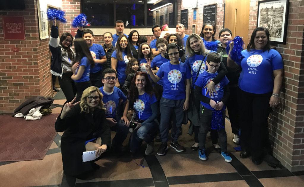 Danbury Celebra o Dia de Conscientização do Autismo
