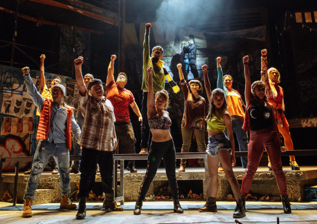 Musical de rock RENT