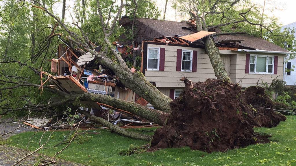 Mantendo Informações Financeiras Seguras em Desastres Naturais