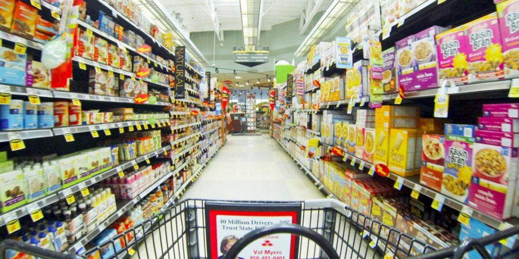 Identificando Itens Alimentares que Passaram por Recall