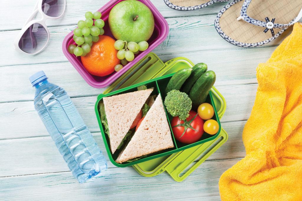 Não Deixe suas Férias Atrapalharem sua Dieta