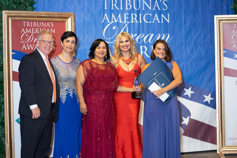Quinto Prêmio Anual Sonho Americano Apresentou US$ 25.000 em Bolsas de Estudos e Prêmios