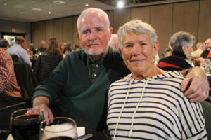 Frank & Janet Farrell of Brookfield