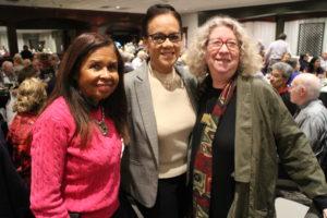 Friends Sherry Winston, Carole Gellineau & Maressa Gershowitz