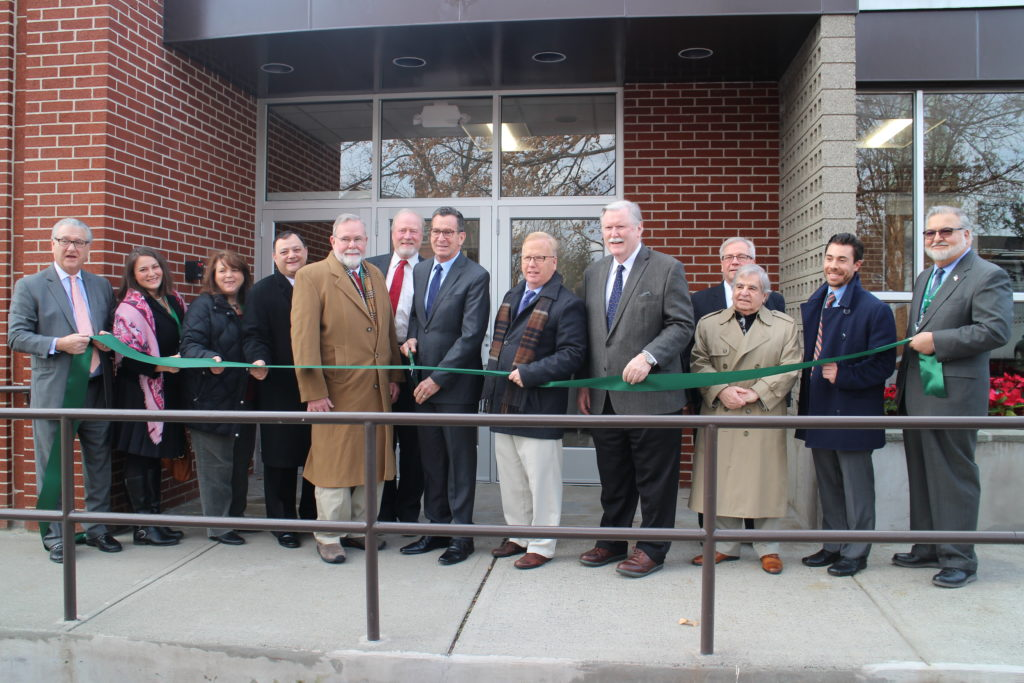Cerimônia de Inauguração do Centro Comunitário CIFC de Danbury