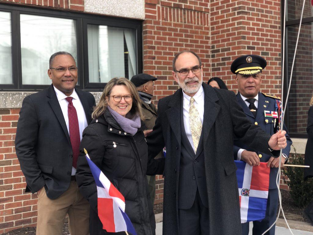 Comunidade Dominicana de Danbury Comemora o 175º Aniversário de sua Independência