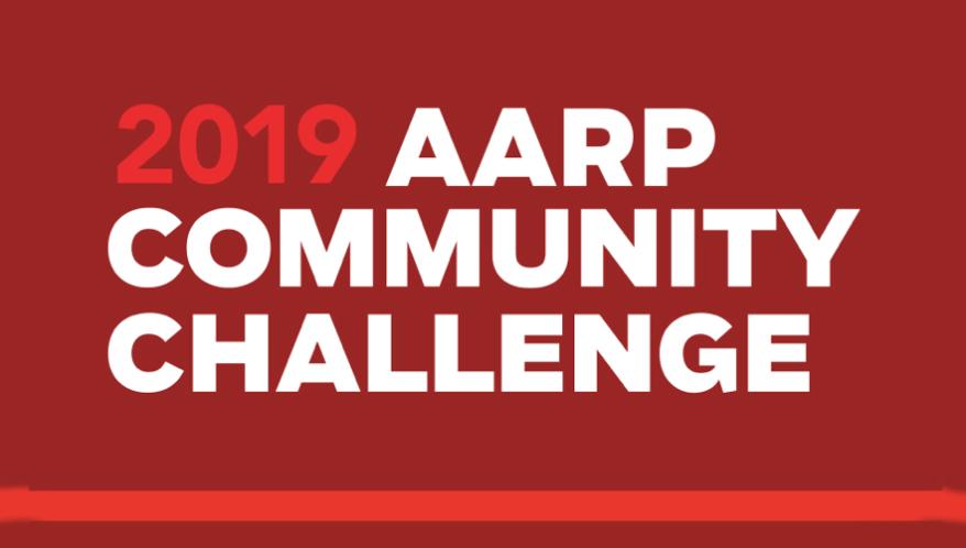 AARP Connecticut Anuncia o Programa AARP de Subsídio ao Desafio Comunitário de 2019 para Ajudar a tornar as Comunidades Melhores para Todas as Idades