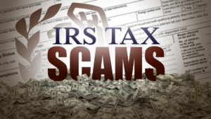 tax scams 1