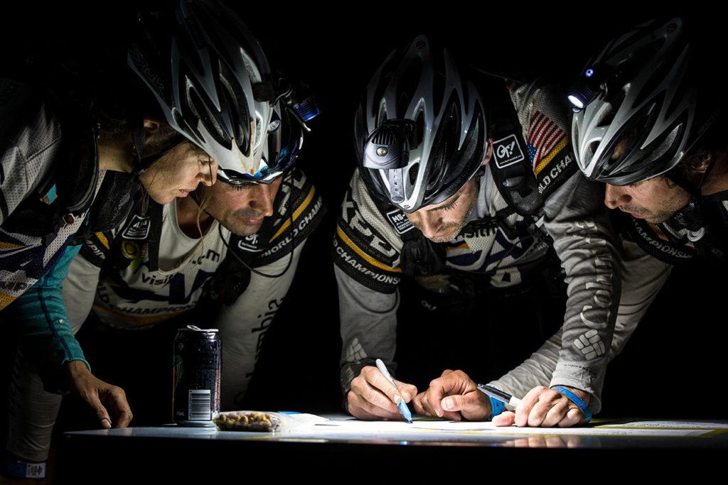 marco team planejando