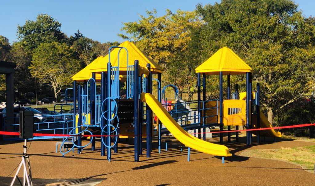Escola, Prefeitura e Comunidade Transformam Sonho do Parque Infantil da Pembroke em Realidade