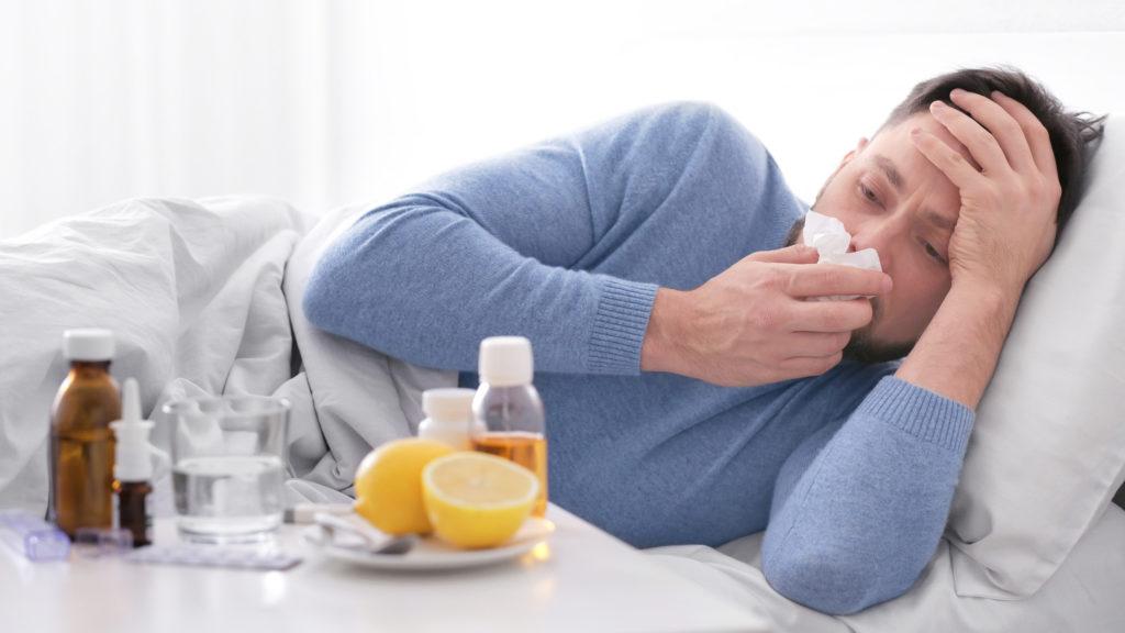Tome sua Vacina para Parar a Disseminação do Vírus da Gripe