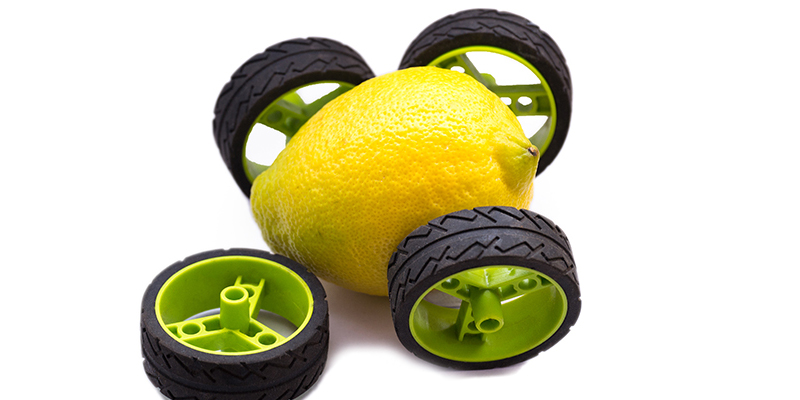 O que é a Lei do Limão?