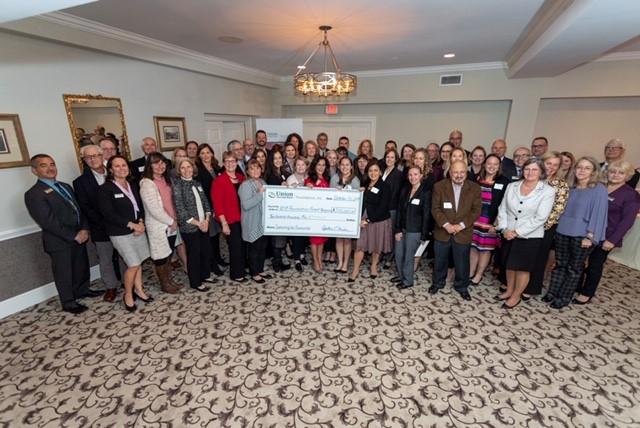 Fundação Union Savings Bank Doa US$ 200.000 a Organizações Locais Sem Fins Lucrativos